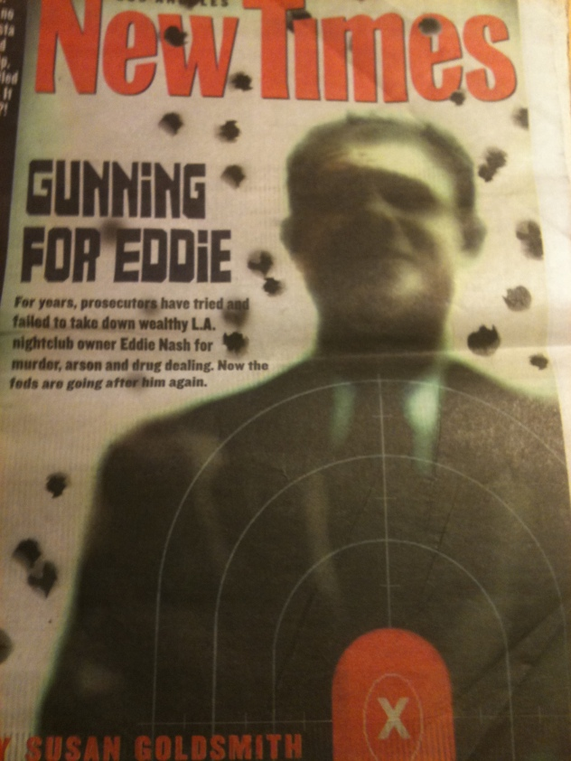 Gunning For Eddie
