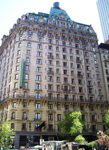The hotel as it appears today
