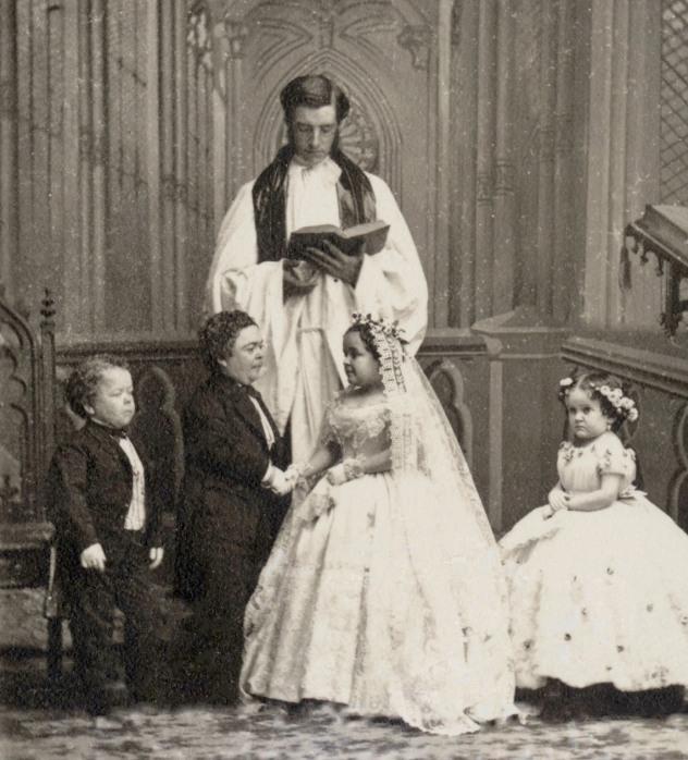 charles_sherwood_stratton_and_lavinia_warren_marriage